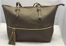 New Designer Large Womens Leather Style Tote Shoulder Bag Handbag Ladies