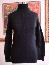 Halogen Women's Black Turtleneck Sweater Size L Never Worn!