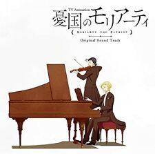 More details for [jap cd] moriarty the patriot original soundtrack tvアニメ『憂国のモリアーティ』オリジナルサウンドトラック
