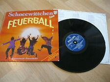 LP Feuerball Schneewittchen Live Die Hexen Vinyl Schallplatte 6305418