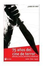NEW Cine de Terror: Un siglo asustando a los espectadores (Spanish Edition)