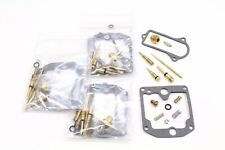 4x Carburetor Rebuild Kit 77 78 79 GS 750 E L New Carb Repair Set Jets #A144