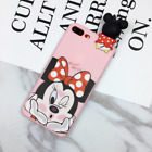 Cute 3D Cartoon Animals TPU Silicone Phone Case Cover for Apple iPhone All Model