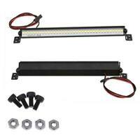 Super Bright 36 LED Light Bar Roof Lamp For Traxxas TRX4 SCX10 Crawler RC O1T2