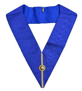 Masonic Grand Officers Undress Collar