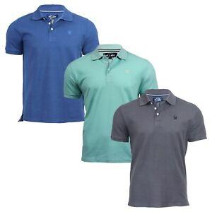Men's Sir Edmond Hillary Short Sleeve 100% Cotton Solid Colour Pique Polo Shirt