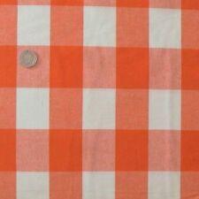 By the Metre Tartan Half Meter Craft Fabrics