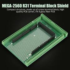 1 set MEGA-2560 R31 Prototype Screw Terminal Block Shield Board Kit