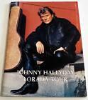 Programme Vintage Concert Program JOHNNY HALLYDAY : Lorada Tour 1995