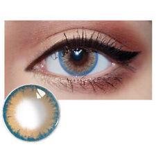 Glass Contact Lenses Eyewear Party Eye Beauty Makeup Cosmetic Eyewear Tools UK