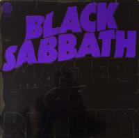 BLACK SABBATH - Master Of Reality (LP) (G/G+)