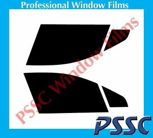 PSSC Pre Cut Front Car Window Tint Films for CITROEN C4 5 Door Hatchback 10-13