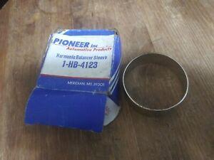 PIONEER Chevy V8 Steel Harmonic Balancer Repair Sleeve P/N HB-4123