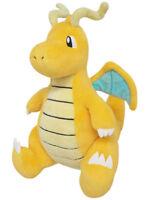 Original SANEI Pokemon Dragonite Plush Doll Toy Pockeyt Monster Doll Gift