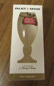 Palace Stella Artois Pint Chalice Clear Palace Skateboards 2021 Brand New DS