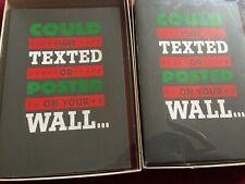 Hallmark Shoebox Christmas Cards & Envelope Humor-2 Boxed Sets Of 16