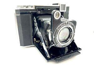 Zeiss Ikon Super Ikonta 532/16 mit Carl Zeiss Jena Tessar 1:2,8/80 mm
