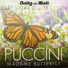 PUCCINI - MADAM BUTTERFLY highlights RENATA SCOTTO; CARLO BERGONZI / BARBIROLLI