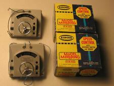 Two Model Motoring DC Steering Wheel Controllers