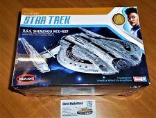 Star Trek Uss Shenzhou NCC-1227 Snap Kit 1:2500 Polar Lights 967 Neu