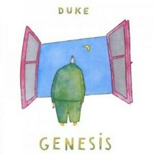 Genesis-DUKE-REMASTER CD 12 tracks International Pop Nuovo