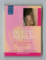 At the End of the Day - by Betty Neels - MP3CD - Audiobook