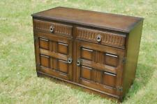 Vintage Old Charm Style Sideboard Storage Cabinet With Drawers