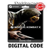 Mortal Kombat X (PC) - Steam Key [GLOBAL]