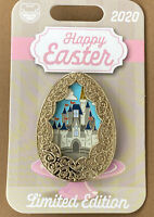 Walt Disney World Easter Pin 2020 LE 3000 Cinderella Castle Limited Edition WDW