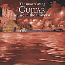 Various Artists - Most Relaxing Guitar Music in the Universe / Various [New CD]