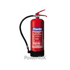 6KG POWDER ABC FIRE EXTINGUISHER HOUSE CAR BOAT OFFICE