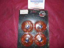 4 CABOCHONS DE CLIGNOTANTS HIGHWAY HAWK / YAMAHA XV 250-535-750-1100 A 15 EUROS