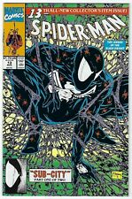 Spider-Man # 13 Homage Cover NM Marvel Todd McFarlane 1991