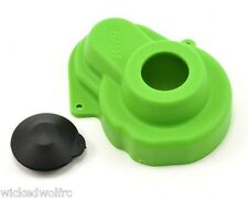 RPM Traxxas VXL Stampede/Rustler/Slash Green Gear Cover RPM80524