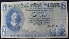 1962-65 | South Africa 2 Rand 'B198 435944' Bank Note | Bank Notes | KM Coins