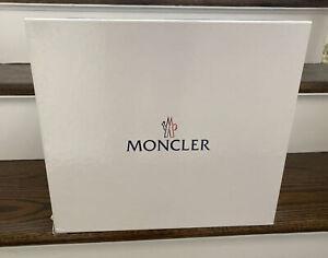 Moncler Empty Shoe Box 12x15x5