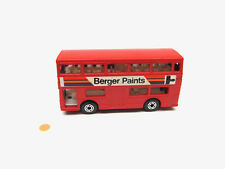 Matchbox Superfast #17 Berger Paints The Londoner Bus