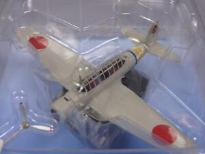 Mitsubishi Type 97 Light bombing 1/100 Scale War Aircraft Japan Diecast Display