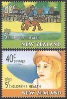 1997 New Zealand~Health~Unmounted Mint~Stamp Set~ UK Seller~