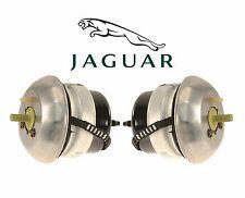 For Jaguar S-Type Super V8 Vanden Plas XJ8 Pair Set of Two Front Engine Mounts