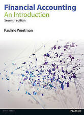 Financial Accounting: An Introduction, Weetman, Prof Pauline, Good, Paperback