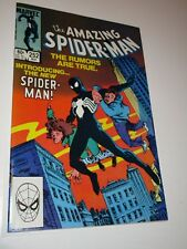 The Amazing Spider-Man #252 (May 1984, Marvel) NM - Black costume - 1st appear