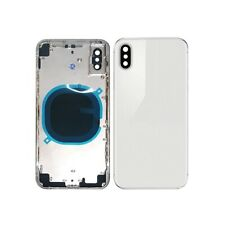 Replacement housing frame for iPhone X ( Silver ) + Tools