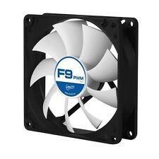 ARCTIC F9 PWM REV.2 92mm tranquila/silencio Case Fan Refrigeración PC de alto rendimiento