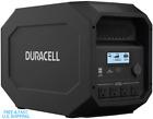 DURACELL SOLAR Generator 1800 Watts Run Full Size Refrigerator EMERGENCY POWER