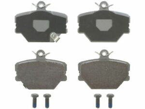 Front Brake Pad Set For 2005-2016 Smart Fortwo ELECTRIC 2009 2008 2013 P531TP