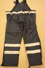 Personnel de la Passerelle Pantalons Viking Caoutchouc Bleu M Wachpersonal