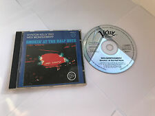 Wynton Kelly Trio Wes Montgomery ‎Smokin' At The Half Note RARE NO BARCODE CD