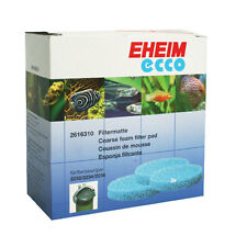 Eheim Ecco Blue Coarse Aquarium Filter Pad OEM 3pk