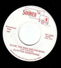 Clayton Armstrong-Elvis,the man and his song (USA 1982)